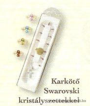 Karkötő Swarovski kristályszettekkel