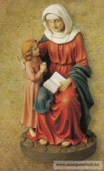 Szent Anna szobor