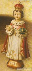 Prágai kis Jézus szobor