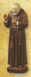 Szent Pio Atya szobor 60 cm