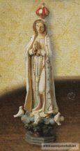Fatimai Szűz Mária szobor nagy