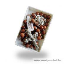 Aranyhomok ásvány rózsafüzér