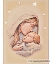 FAplakett, Mária-Kis Jézussal