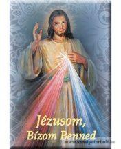 Jézus Bízom benned hűtőműgnes