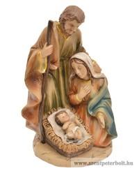 Szent Család 16,5 cm (ülő)