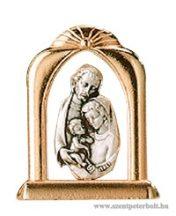 Szent Család mini oltár