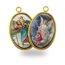 Őrző angyal, Szent József érem