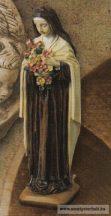 Szent Teréz szobor