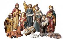 Betlehemi figura csoport kollekció 2018. év 12 cm