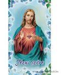 Jézus szíve imakép