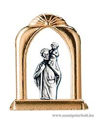 Szent Kristóf mini oltár