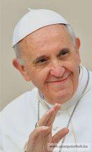 Ferenc Pápa hűtőmágnes