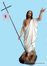 Feltámadt Krisztus szobor 85 cm