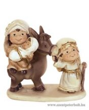Betlehemi figura mini