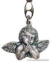 Kulcstartó angyal