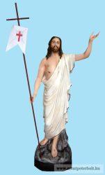 feltámadt krisztus szobor
