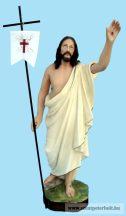 Feltámadt Krisztus szobor 50 cm
