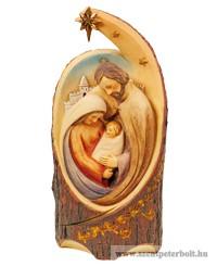 Szent Család 18 cm - különleges