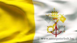 Vatikáni zászló