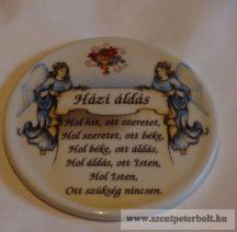 Porcelán Házi Áldás
