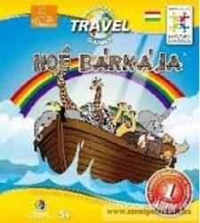 Nóé bárkája - Magnetic travel (logikai játék)