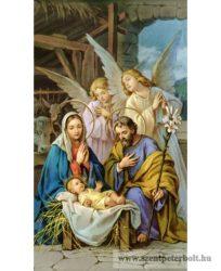 Karácsonyi szentkép 2