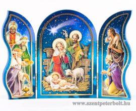 Szent család szárnyas oltár