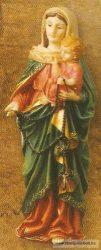 Mária kis Jézussal szobor