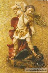 Szent Mihály Arkangyal szobor