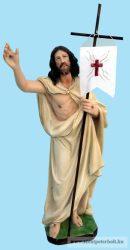 Feltámadt Krisztus szobor 40 cm