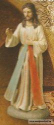 Irgalmas Jézus szobor 60 cm