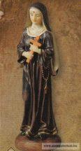 Szent Rita szobor