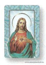 Jézus szíve hűtőmágnes