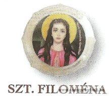Szent Filoména rózsafüzér