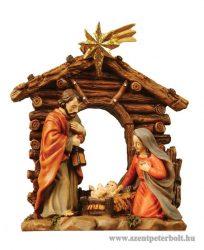 Betlehemi kollekció 12 cm mécsestartós