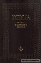 Sztenderd Biblia (kemény)