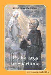 Kolbe atya breviáriuma imakönyv
