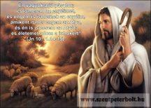 Jó Pásztor Hűtőmágnes