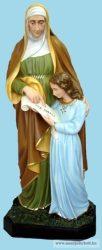 Szent Anna szobor 95 cm