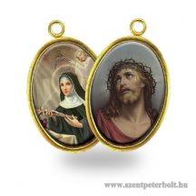 Sz. Rita és Jézus
