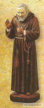 Szent Pio Atya szobor