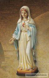 Mária Szíve szobor 60 cm
