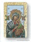 Mária kis Jézussal hűtőmágnes