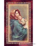 Mária kis Jézussal imakép
