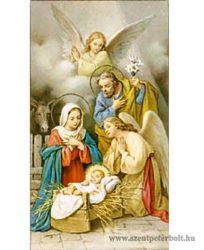 Karácsonyi szentkép 3