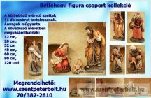 Betlehemi figura csoport kollekció OLASZ minőség
