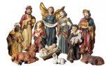 2019. évi Betlehemi figura csoport kollekciók